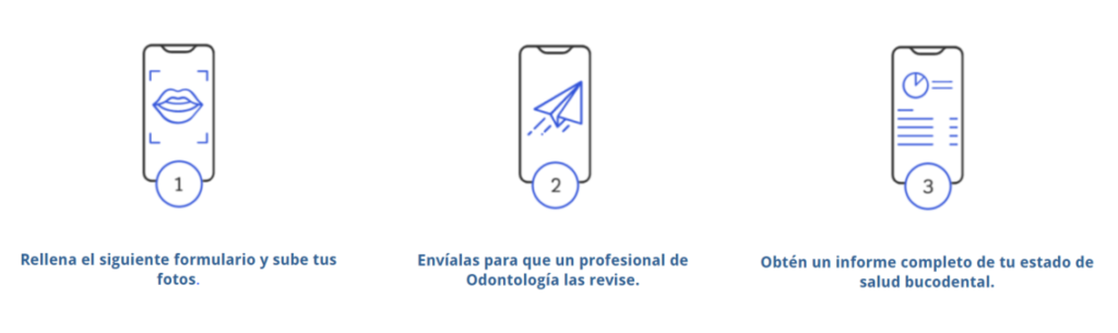 pasos diagnostico online